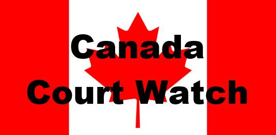 Canada Court Watch Logo